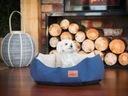 Маленькие логово для Собаки или кошки размер L : 60x52cm