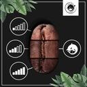 Kawa ZIARNISTA 3kg ŚWIEŻO PALONA Arabika 100% Waga 3000 g