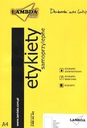 Etykiety samoprzylepne CIEMNE NIEBIESKIE A4 100szt Kod producenta 306927