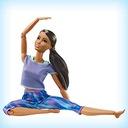 Barbie Made to Move gimnastyczka mulatka 2021 Seria Made To Move