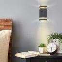 Светильник фасадный LED диаметр бра садовый