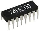 74HC00 DIP14 4x2-wejściowa bramka NAND