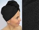 Turban do włosów Ręcznik na głowę Frotte Greno cza Marka inna marka