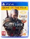Wiedźmin 3 III Dziki Gon Edycja Gry Roku PL PS4