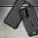MOCNE Etui Pancerne DIRECTLAB do Huawei P40 Pro Kolor czarny