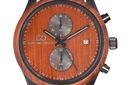 Zegarek męski drewniany Giacomo Design GD481 NEW! Mechanizm kwarcowy