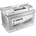 Akumulator VARTA SILVER DYNAMIC E38 74Ah 750A P+