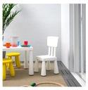 Zestaw stolik krzesełko IKEA MAMMUT białe 24h Kod producenta mammut_zestaw_krzeslo_stolik