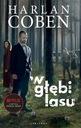 W GŁĘBI LASU OKŁADKA FILMOWA - Harlan Coben