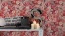 Tapeta winylowa róże kwiaty tapety na ścianę Motyw Dekor Motywy roślinne Nowoczesne