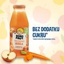 BOBO FRUT sok jabłko marchewka morela 300ml EAN 5900452000557