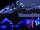 Сосульки 500 LED  огни елочные Внешние 21м
