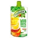 Tymbark Mus 100% Mango Banan Jabłko 12x120g Marka Tymbark
