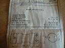 lampa elektronowa WK-20 Producent unitra