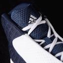 Buty Adidas Court Fury 16 Rozm. 46 2/3 Koszykówka Kolor biały granatowy