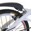 """20calowy 7biegowy podwójny hamulec składany rower Rozmiar koła ("""") 20"""