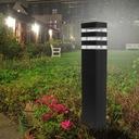 Lampa Ogrodowa 50cm stojąca słupek zewnętrzna E27 Marka Master LED