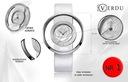 Zegarek damski Ruben Verdu Róża wyjątkowy Grawer Rodzaj analogowe