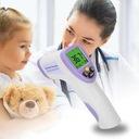 Termometr bezdotykowy lekarski elektroniczny IR EAN 2993144097655