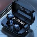 SŁUCHAWKI BEZPRZEWODOWE WODOODPORNE Bluetooth V5.1 Model M9-17