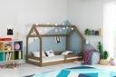 Łóżko dziecięce Domek1 stelaż materac od INTERBEDS Waga (z opakowaniem) 70 kg