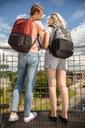 BETLEWSKI plecak podróżny młodzieżowy męski duży Wysokość 48 cm
