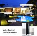 Reflektor zewnętrzny oświetlenie domu RGB LED WIFI Informacje dodatkowe możliwość ściemniania źródło światła w zestawie