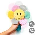 BabyOno Grzechotka tęczowy kwiatek 609 Materiał Inny