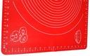 STOLNICA mata silikonowa KAMILLE 50 cm x 40 cm Długość 50 cm