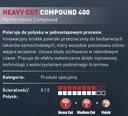 Menzerna 400 Heavy Cut Compound 250ml EAN 4260063010439