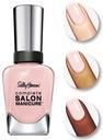 Sally Hansen Salon Complete Lakier Rosy Quartz 850