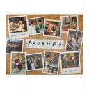 Friends Puzzle Przyjaciele 1000 sztuk Rodzaj gadżetu filmowy
