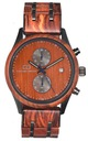 Zegarek męski drewniany Giacomo Design GD481 NEW! Marka Giacomo Design
