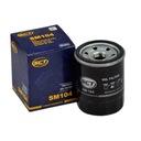Filtr Oleju SCT SM104 CITROEN C4 Aircross 1.8 HDi Jakość części (zgodnie z GVO) P - zamiennik o jakości porównywalnej do oryginału