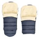 Śpiwór do wózka wełna S20 + iGROW Melanż Granatowy Kod producenta 542072