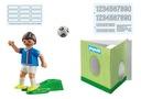 Playmobil 70485 Piłkarz Włoch - Piłka nożna Marka Playmobil