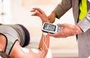 Elektrostymulator Mięśni i Nerwów TENS EMS 60 prog Zasilanie akumulatorowe