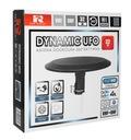 WIELOKIERUNKOWA ANTENA DVB-T2 FULL HD MUX8 VHF UHF Waga produktu z opakowaniem jednostkowym 0.65 kg