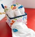 Zestaw 10szt ręczniki myjki KRAMA ikea 30x30 24h Szerokość 30 cm