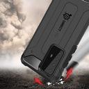 MOCNE Etui Pancerne DIRECTLAB do Huawei P40 Pro Przeznaczenie Huawei