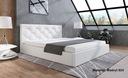 Łóżko Tapicerowane Stelaż 180 pojemnik BOB LIMA 4 Rodzaj łóżka Podwójne