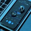 SŁUCHAWKI BEZPRZEWODOWE WODOODPORNE Bluetooth V5.1 Cechy dodatkowe Słuchawki bluetooth, wsparcie SIRI, Słuchawki woododporne, Bluetooth 5.1 Słuchawki bezprzewodowe, słuchawka bezprzewodowa, zestaw słuchawkowy ,sportowe Pasują do Apple , Samsung , Xiaomi , Sony , LG , Huawei Wspierane systemy : Android , Windows , IOS Powerbank dla innych urządzeń