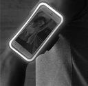 """DUŻA OPASKA ETUI NA RAMIĘ DO BIEGANIA NA TELEFON Maksymalna wielkość telefonu 5.5"""""""