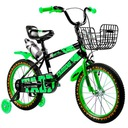 ВЕЛОСИПЕД детский ВЕЛОСИПЕД 16 ДЮЙМОВ BMX CROSS + фляга