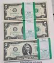 2 Dolary 2017 Nóweczki - Bank of Chicago st. UNC