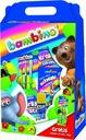 Wyprawka BAMBINO szkolna 8el do szkoły farby kredk