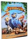 DVD - ZAMBEZIA - nowa folia, polski dubbing