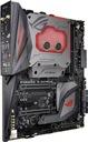 Płyta Główna ASUS Maximus Extreme Gaming 1151 Z270 Obsługiwane procesory Intel