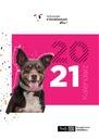 Kalendarz ścienny 2021 - 100% na zwierzaki PRZEDS.