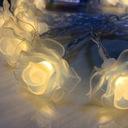 Girlandy Lampki Rose Ogrodowe Solarne 50 LED 7m Rodzaj lampa wisząca